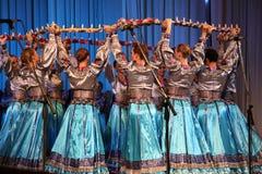 芭蕾舞蹈艺术 免版税库存照片