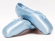 芭蕾舞鞋 图库摄影