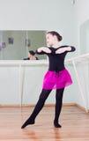 芭蕾类的女孩 库存图片