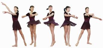 芭蕾 免版税库存照片