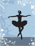 芭蕾 向量例证