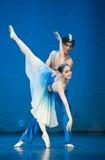 芭蕾 库存照片