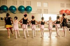 芭蕾Infantil 免版税库存照片