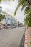 芭达亚,泰国- 2014年12月17日 图库摄影