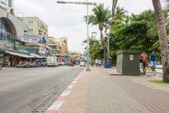 芭达亚,泰国- 2014年12月17日 库存图片