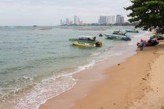 芭达亚,泰国- 2014年12月17日 库存照片