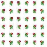 花卉五颜六色的样式背景 库存照片