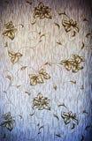 花卉墙纸 免版税库存照片