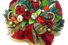 花卉大装饰 库存图片