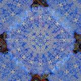 花卉抽象破旧的色的背景 免版税库存照片