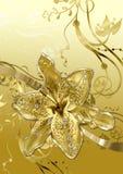 花卉抽象 库存图片