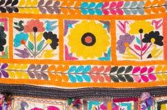 花卉挂毯 库存照片