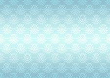 花卉无缝的墙纸 免版税库存图片