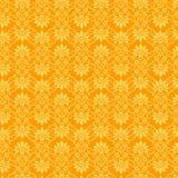 花卉模式墙纸 皇族释放例证