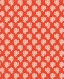 花卉模式无缝的墙纸 免版税库存照片