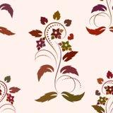 花卉模式粉红色 库存照片