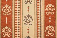 花卉模式纺织品 图库摄影