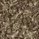 花卉模式 图库摄影
