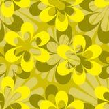 花卉模式 免版税图库摄影