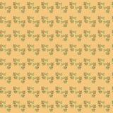 花卉模式simpl 库存照片