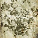 花卉纸纹理 图库摄影