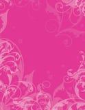 花卉背景化妆 免版税图库摄影