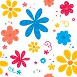 花卉背景 免版税库存照片