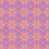 花卉色的无缝的样式 明亮的背景 免版税库存照片