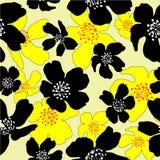 花卉艺术背景 库存图片