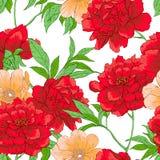 花卉花纹花样 免版税库存图片