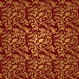 花卉褐紫红色 库存照片