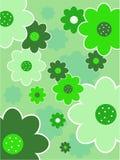 花卉设计 图库摄影
