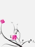 花卉 向量例证