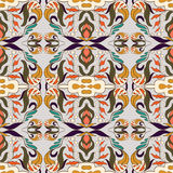 花卉pattern3 免版税库存图片