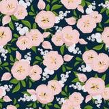 花卉pattern4 免版税图库摄影
