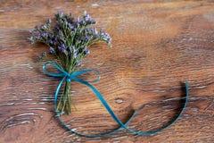 花和木抽象背景精美花束  图库摄影