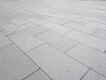 花岗岩地板 免版税库存图片