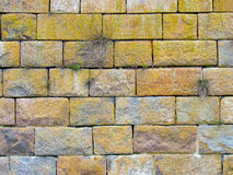 花岗岩墙壁 库存照片