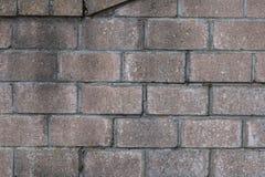花岗岩大卵石石头路面背景纹理 免版税库存图片