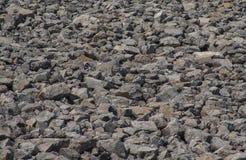 花岗岩岩石摘要 免版税库存照片
