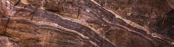 花岗岩岩石构造全景的背景- 免版税图库摄影