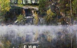 花岗岩猎物 图库摄影