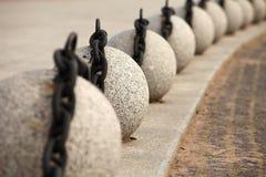 花岗岩球 免版税库存图片