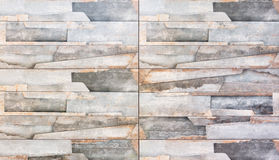 花岗岩瓦片墙壁 免版税库存图片