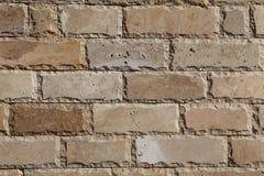 花岗岩石墙 免版税库存图片