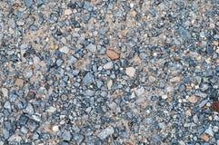 花岗岩石渣 库存图片