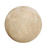 花岗岩石球 库存图片