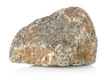花岗岩石头   图库摄影