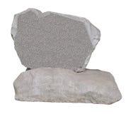 花岗岩石头 库存照片