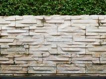 花岗岩粗砺的墙壁 免版税库存图片